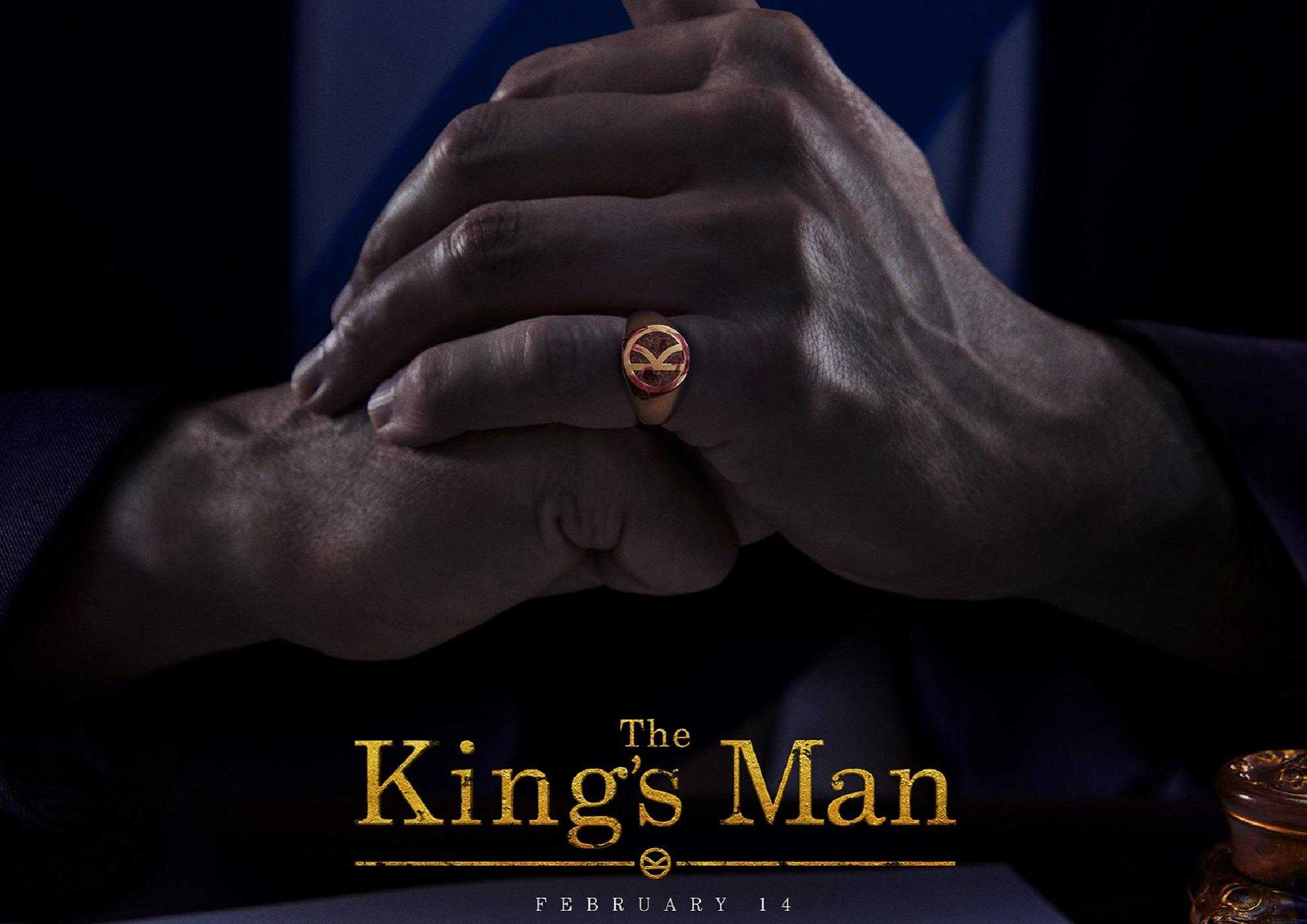 The King's Man cover