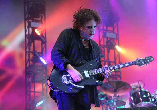 Flow Festival 2019 - Mix Grill gr - The Cure