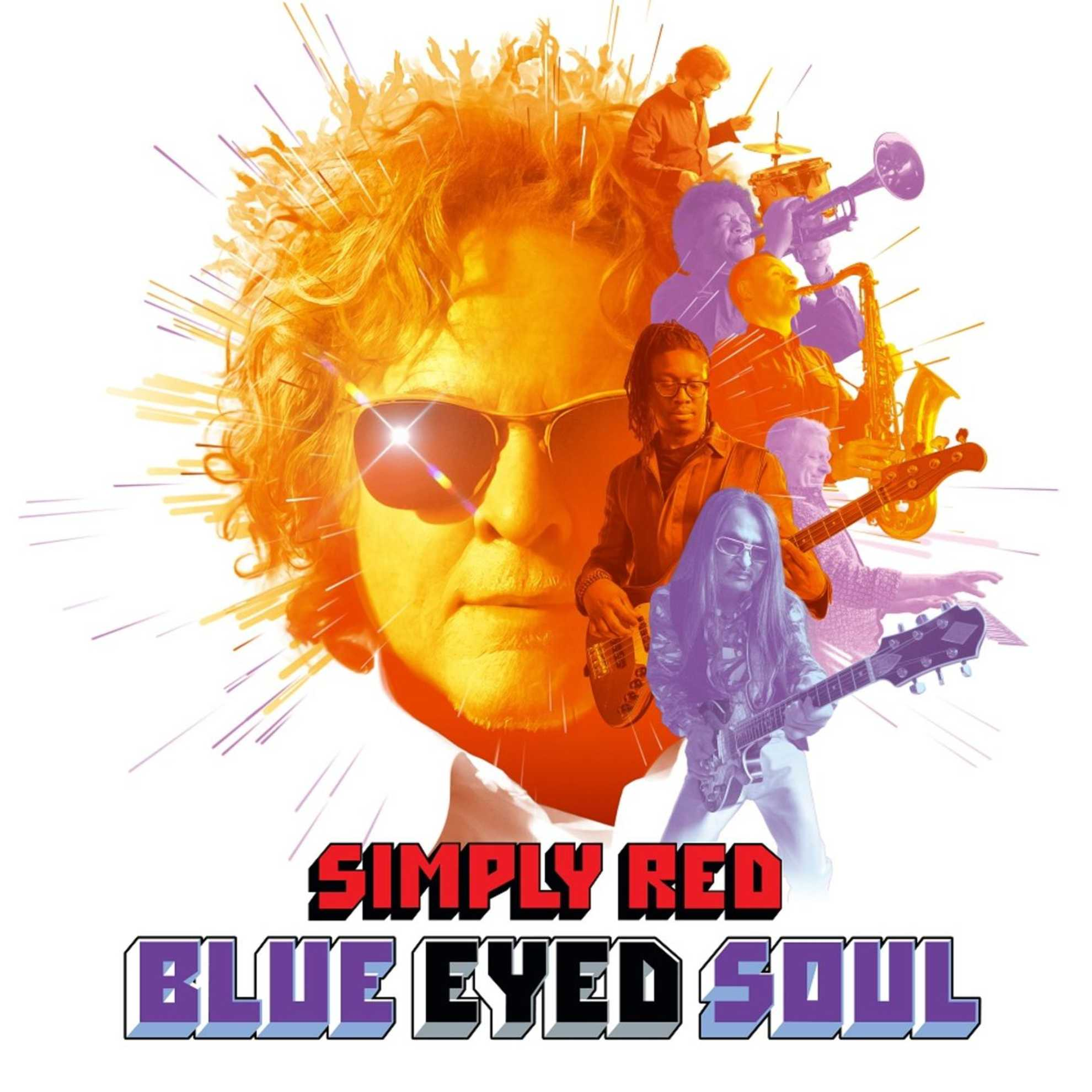 Simply Red - Blue Eyed Soul: Νέος δίσκος