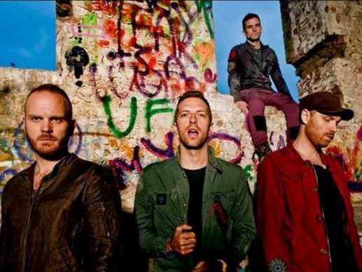 Coldplay - Facebook
