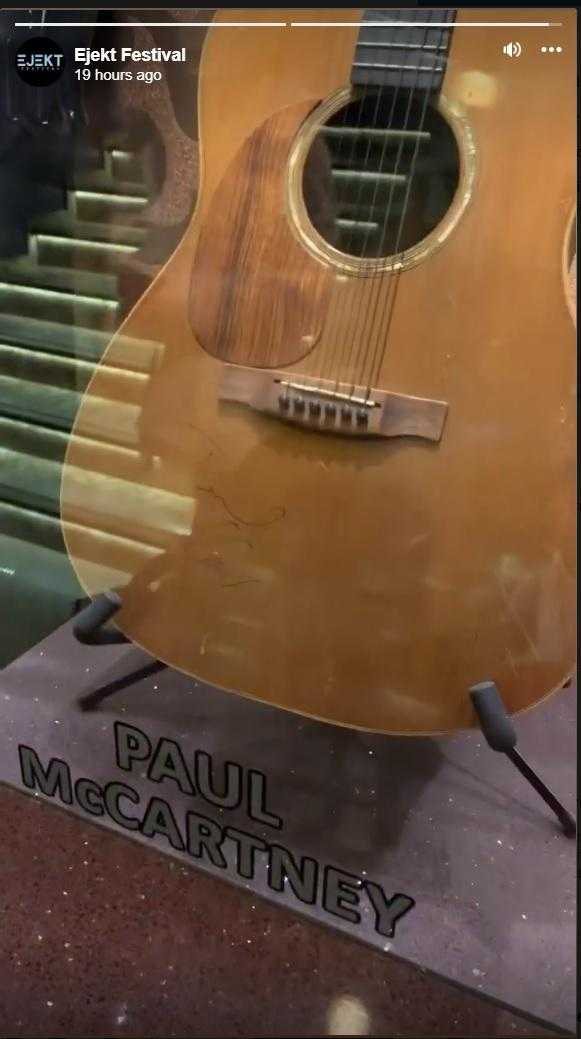 Paul McCartney EJEKT
