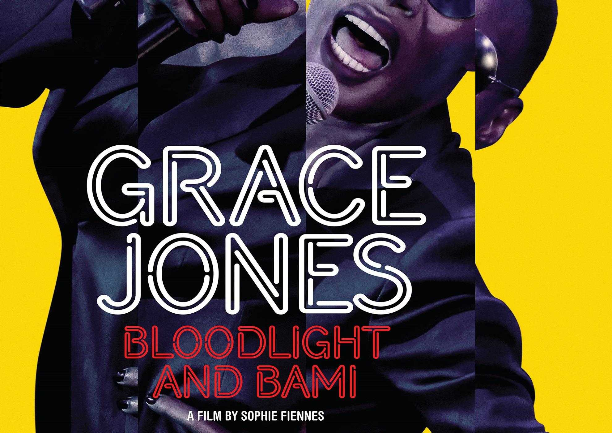 Grace Jones: Bloodlight and Bami cover