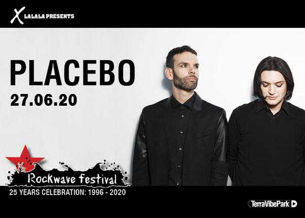 placebo rockwave festival 2020