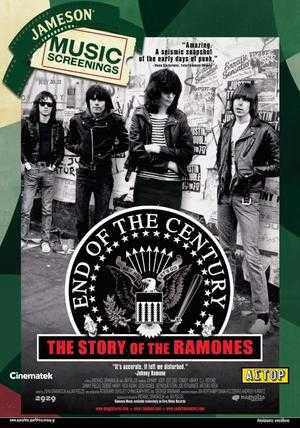JMS #2 RAMONES END OF THE CENTURY