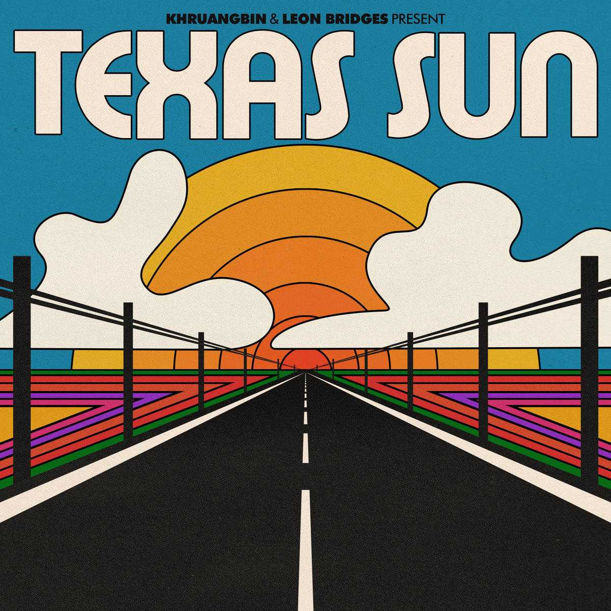 Khruangbin-Leon Bridges-Texas Sun