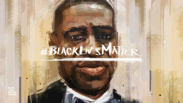 George Floyd Black Lives Matter