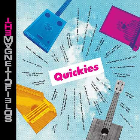magnetic fields quickies