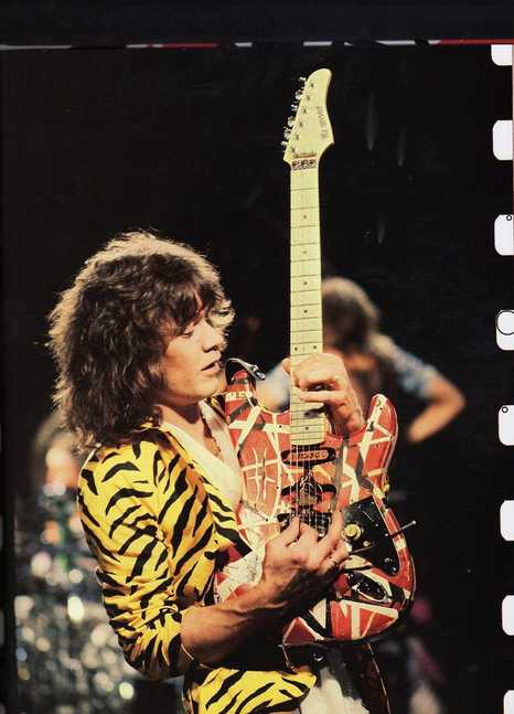 eddie van halen stories cover
