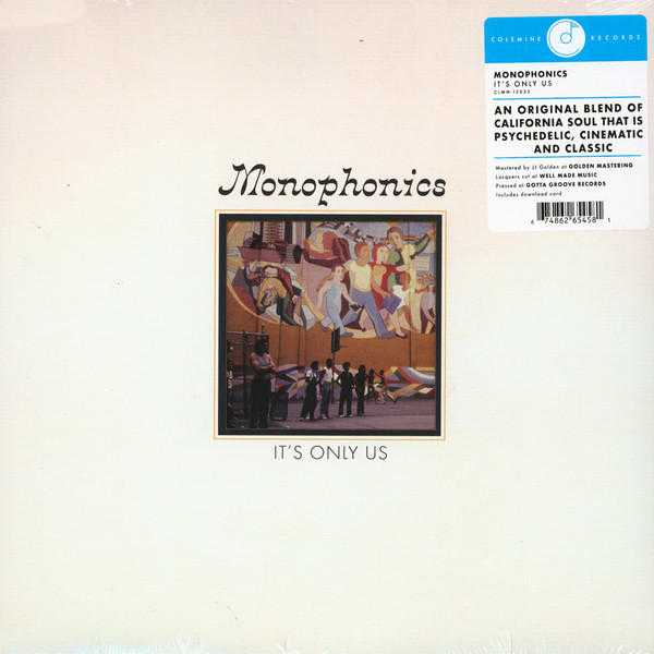 monophonics - its only us
